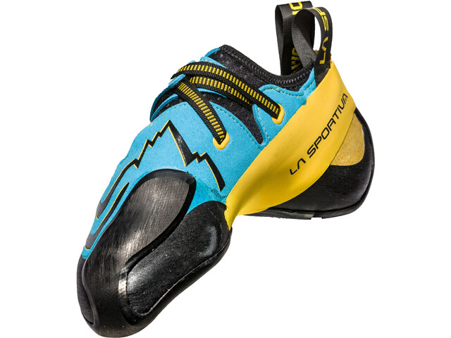 La Sportiva Futura Kiipeilykengät Miehet, blue/yellow